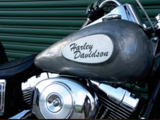 Add Flare to Your Motorbike and Other Vehicles with Liquid Metals